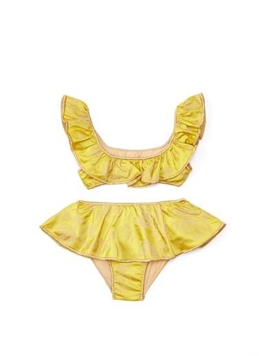 Oseree Bikini Sarı